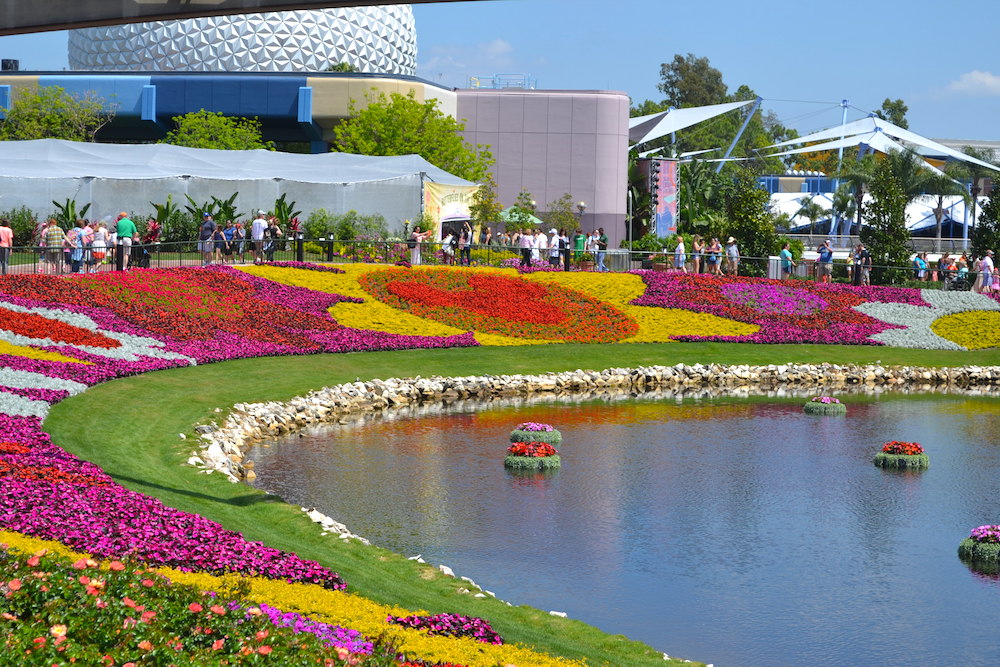 EPCOTs International Flower and Garden Festival 2015