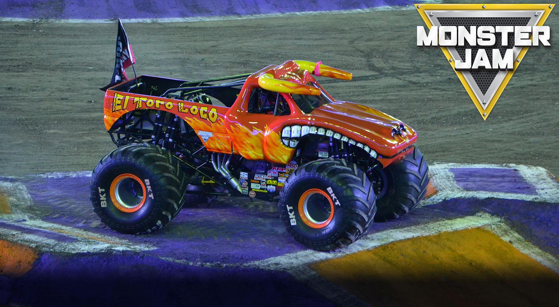 100 Monster Jam At Bubba Raceway Park Ocala Marion
