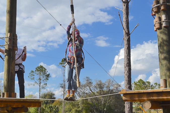 Orlando Tree Trek Share Orlando Attraction P03