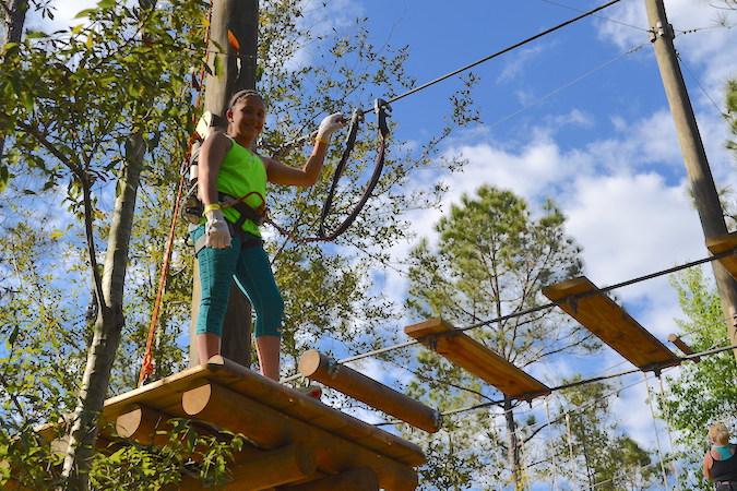 Orlando Tree Trek Share Orlando Attraction P06