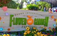 EPCOT's International Flower and Garden Festival 2015