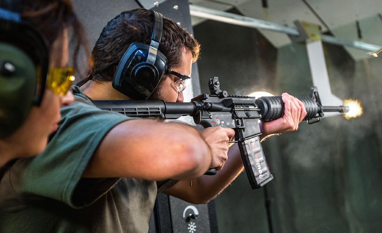 Machine Gun America ~ Raw Adrenaline