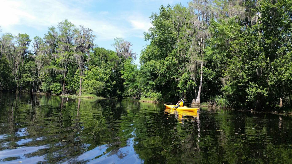 Paddling Center | Shingle Creek - Share Orlando 04