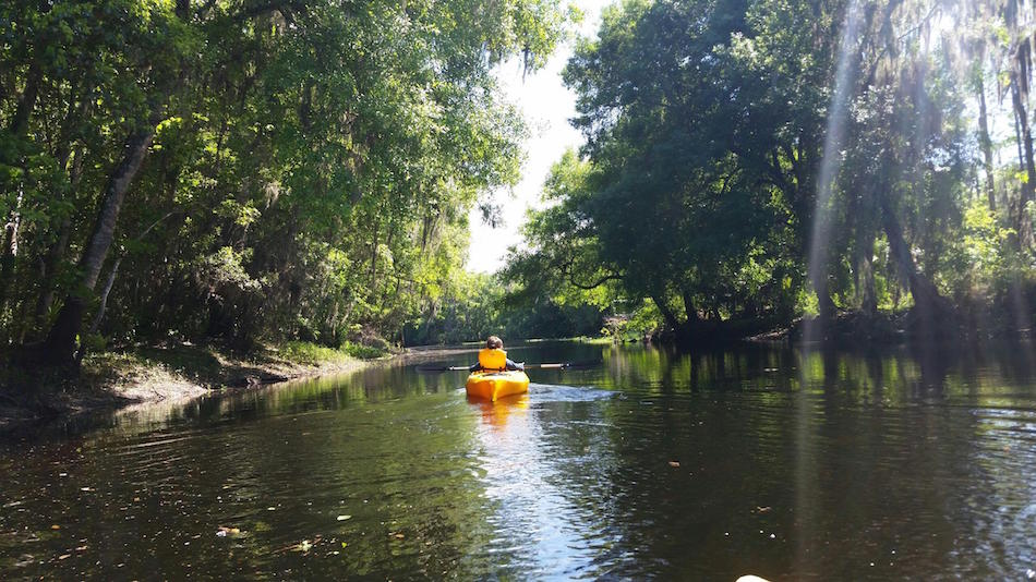 Paddling Center | Shingle Creek - Share Orlando 05