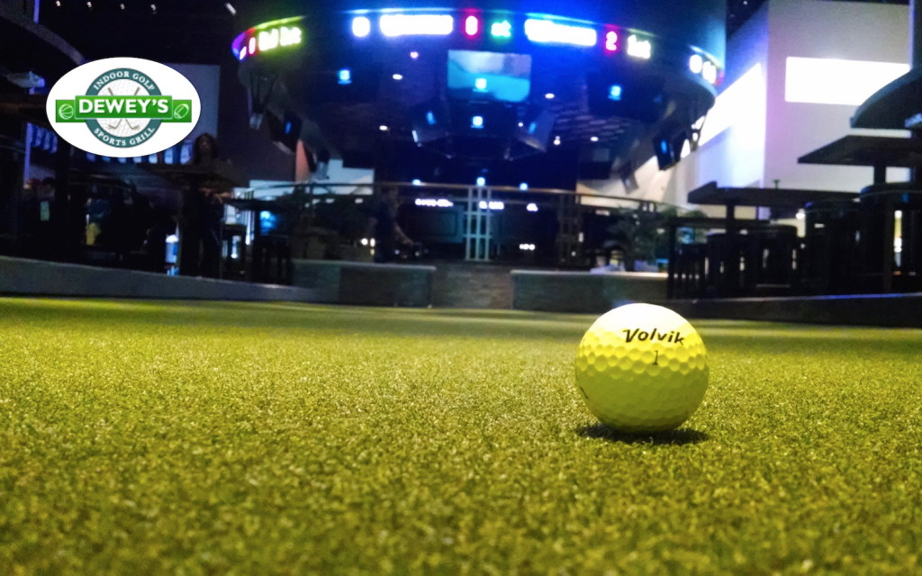 Dewey's Indoor Golf and Sports Grill