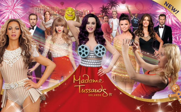 Madame Tussauds Orlando - World's Capital of Fun