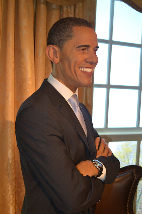 Madame Tussauds Orlando - Obama