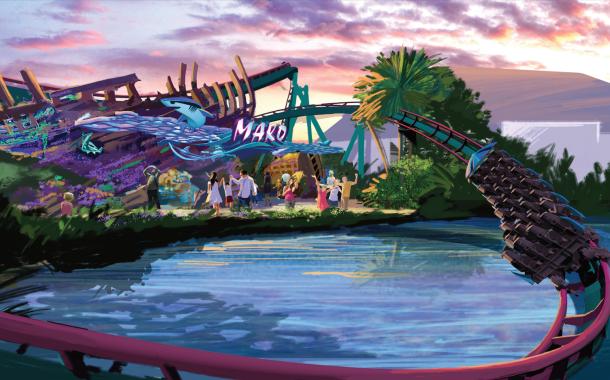 Roller Coaster Orlando - SeaWorld Announces MAKO