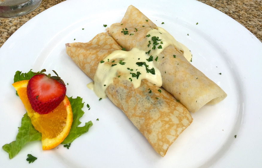 Crepes Sunday Brunch Review