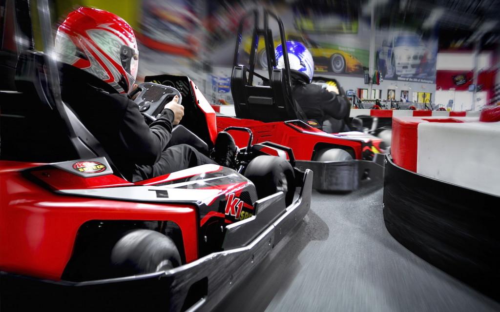 Start Your Engines! Orlando Grand Prix | Indoor Go Cart Racing