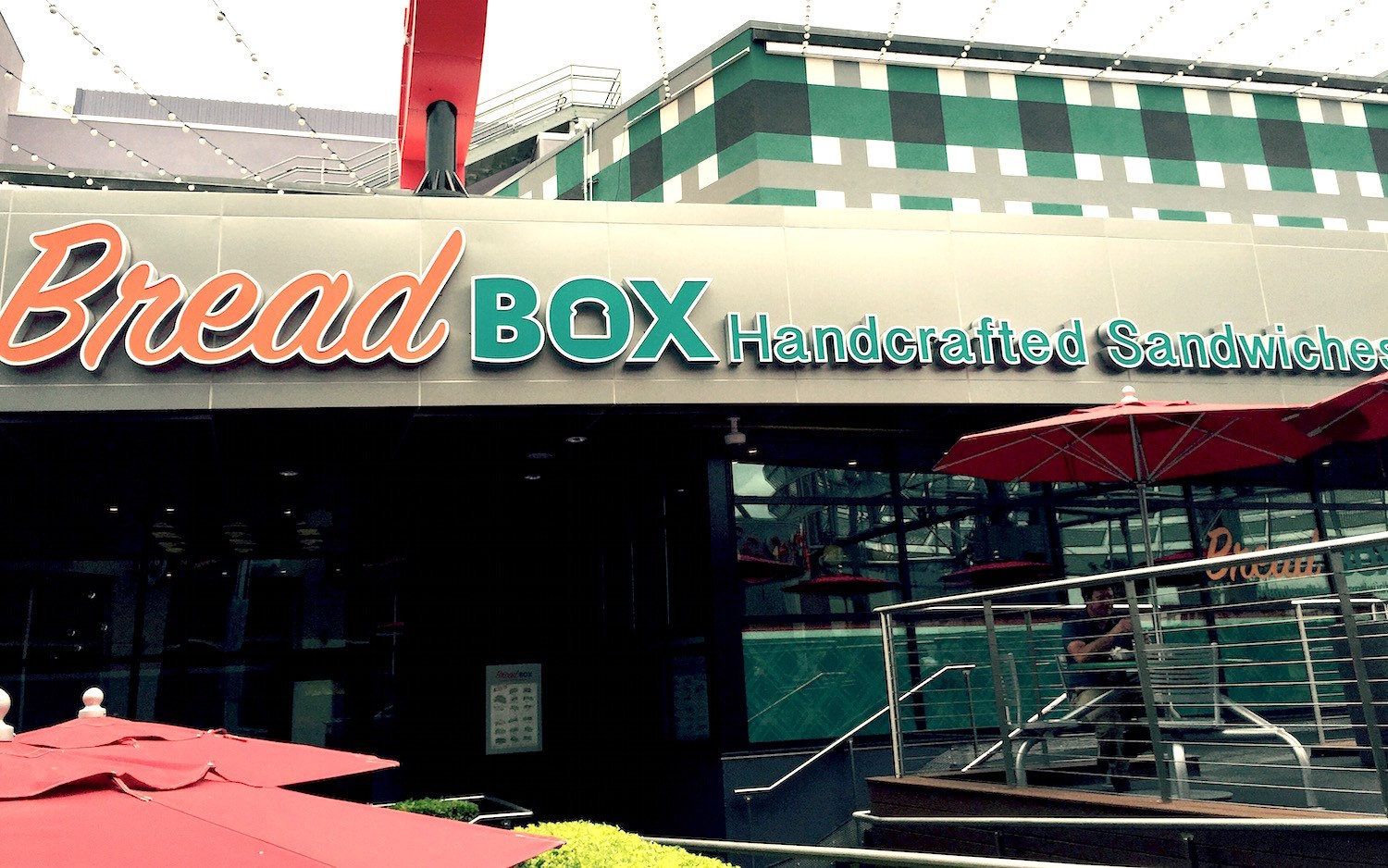 Bread Box - Sandwich Lovers Paradise!