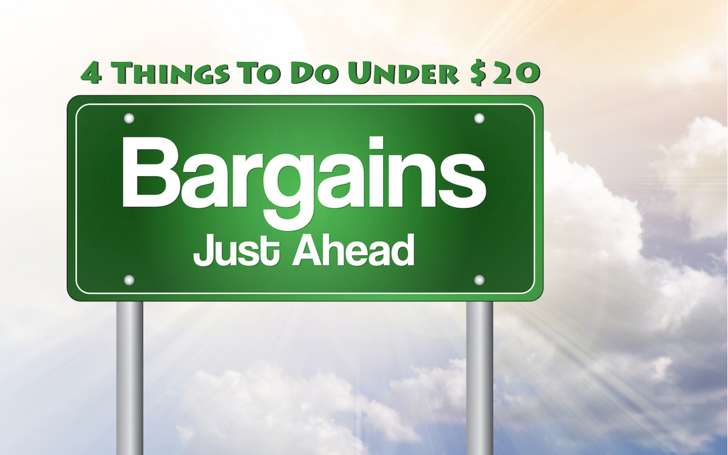 Orlando Bargains - 4 Things To Do Under $20