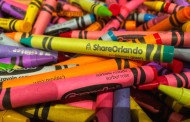 The Crayola Experience is Bursting with Color!