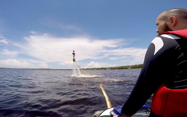 Flyboarding – A New Way To Soar!