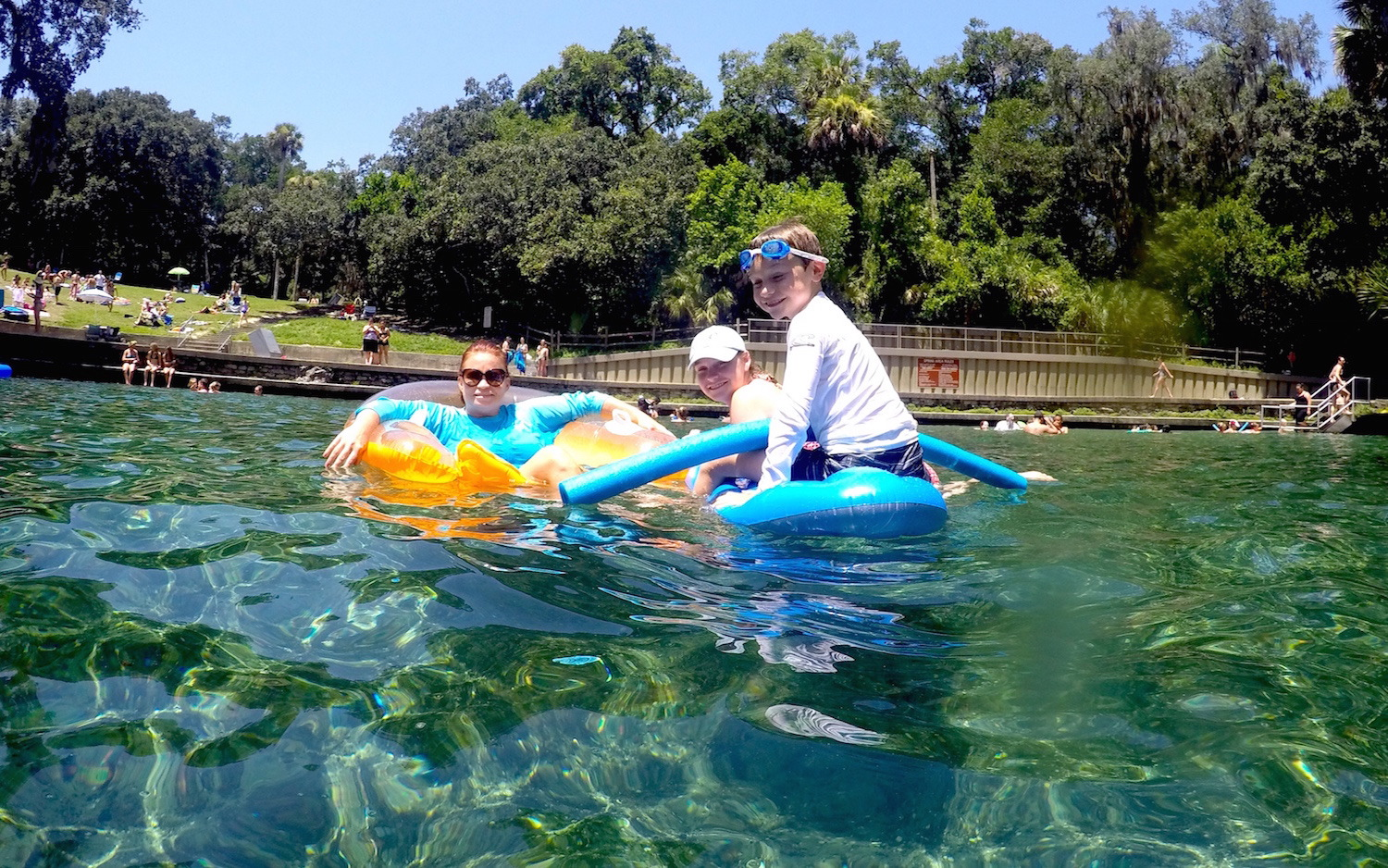 5 Things To Do At Wekiva Springs State Park