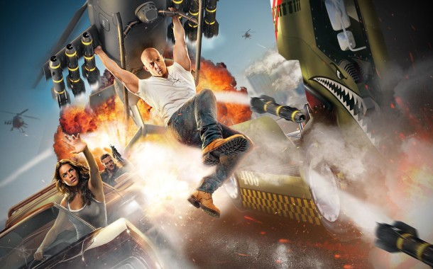Fast & Furious Races Onto The Scene at Universal Orlando