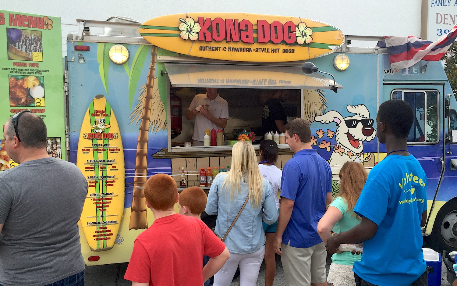 First Friday Clermont : Food Trucks + Music = FUN!