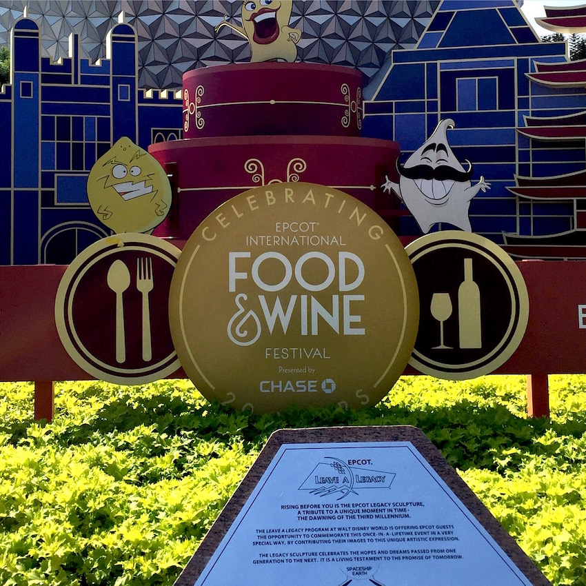 EPCOT Food Wine 20th Anniversary ShareOrlando 02