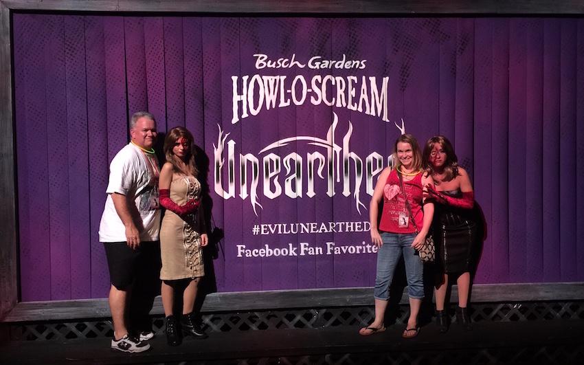 Howl-O-Scream Busch Gardens 2015 14
