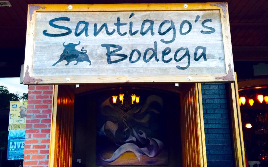 Santiago's Bodega: Small bites, Big Flavor