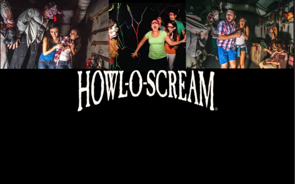 Howl-O-Scream - Busch Gardens 2015 is the BEST YET!