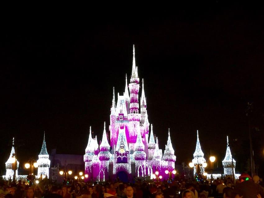 Mickey's Very Merry Christmas Party 2015 Magic Kingdom 05