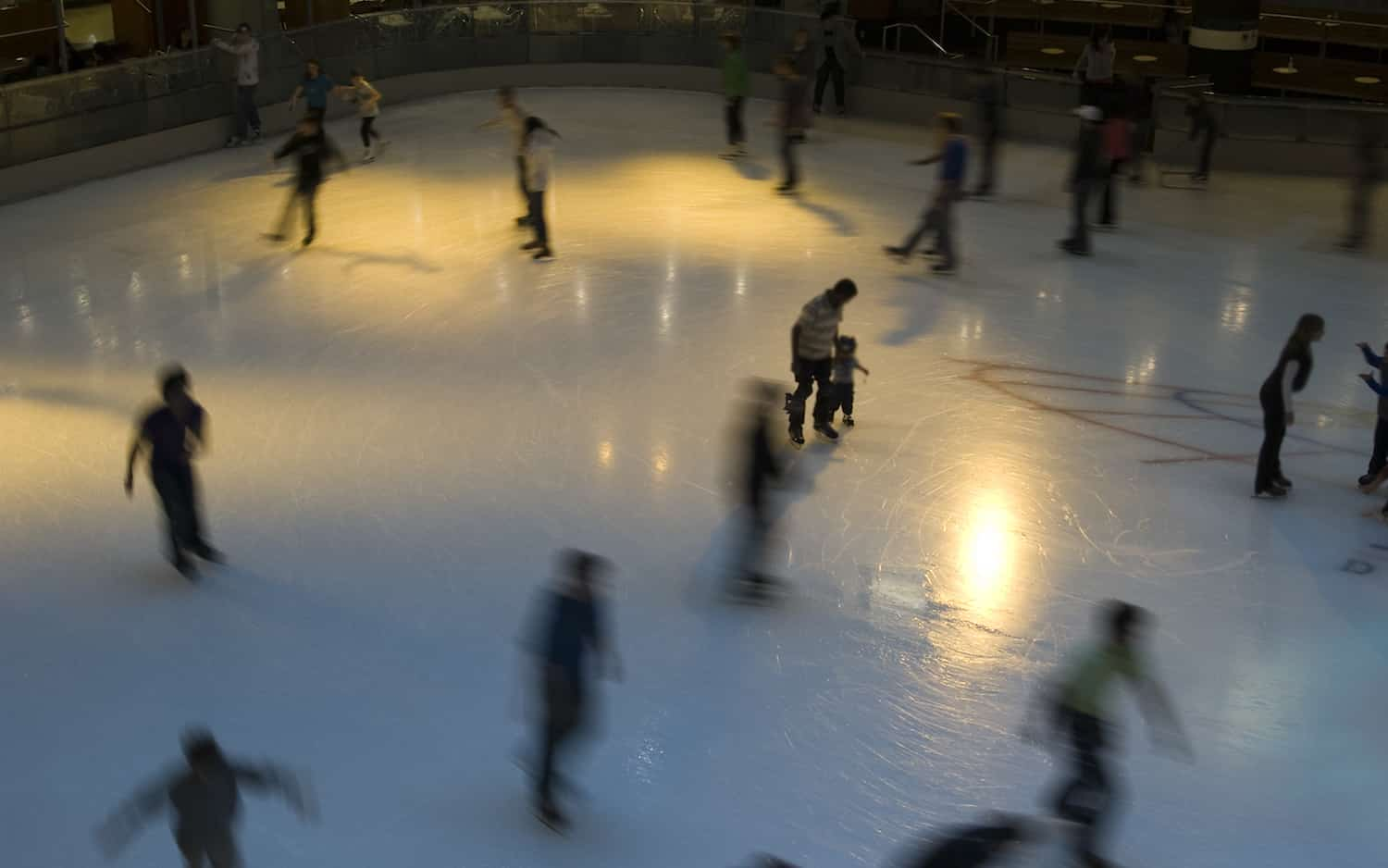 Ice Skating at RDV Sportsplex