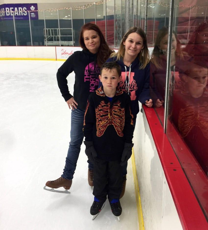 Ice Skating at RDV Sportsplex 03