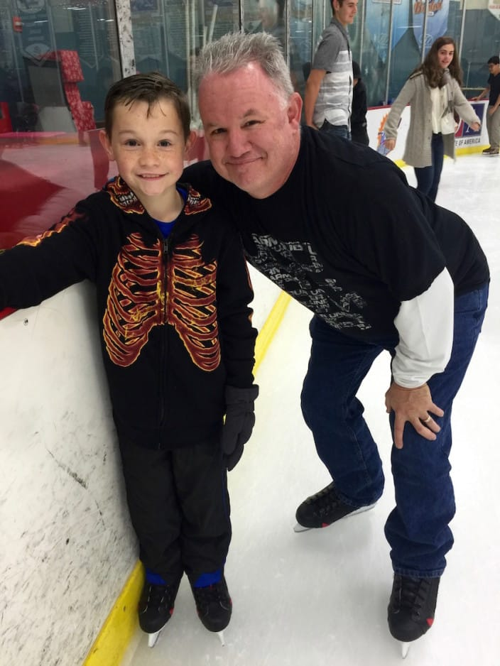 Ice Skating at RDV Sportsplex 04