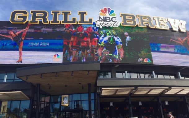 NBC Sports Grill and Brew