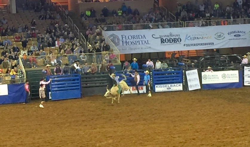 136th Silver Spurs Rodeo ShareOrlando 23