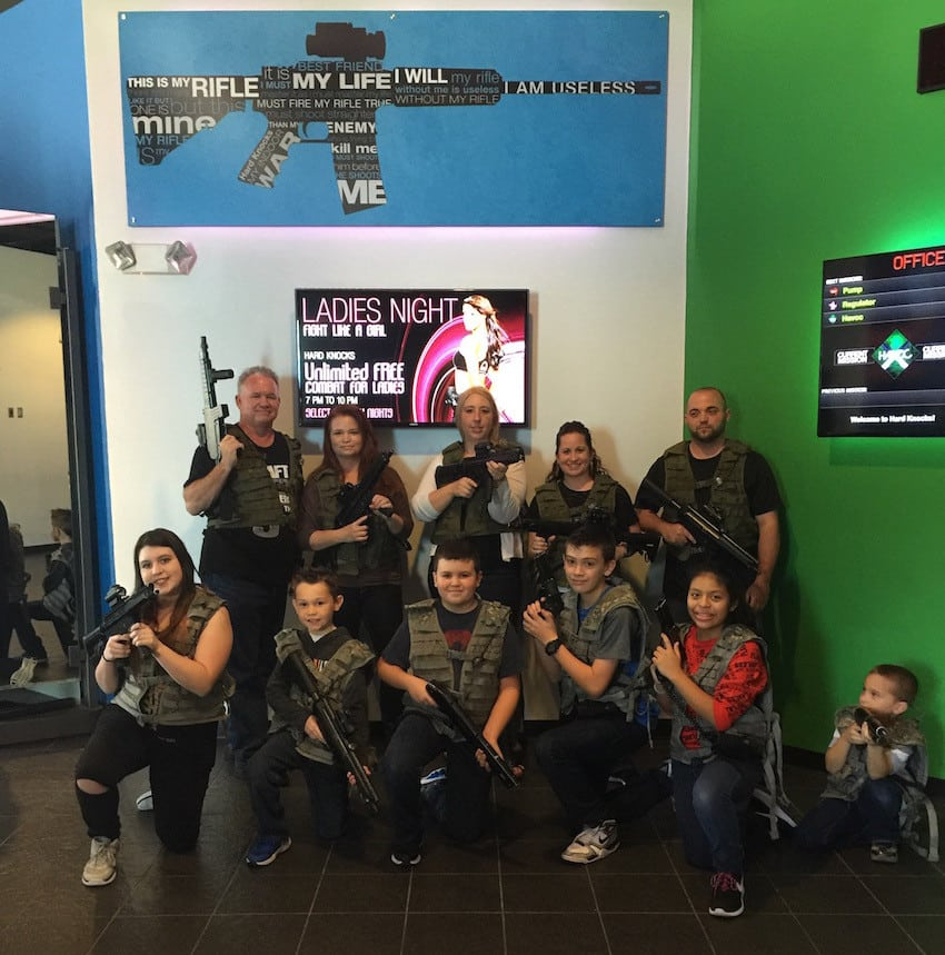 Hard Knocks Laser Tag Orlando - Share Orlando 02