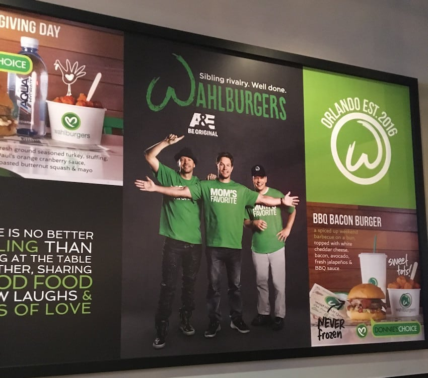 Wahlburgers - Boston Burgers Hits Orlando 19