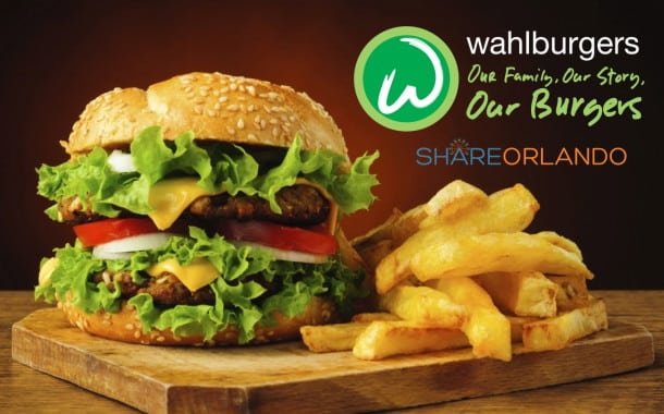 Wahlburgers - Boston Burgers Hit Orlando