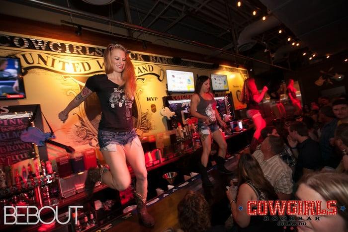 Cowgirls Rockbar Orlando - ShareOrlando 01