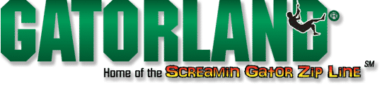Gatorland Logo - ShareOrlando