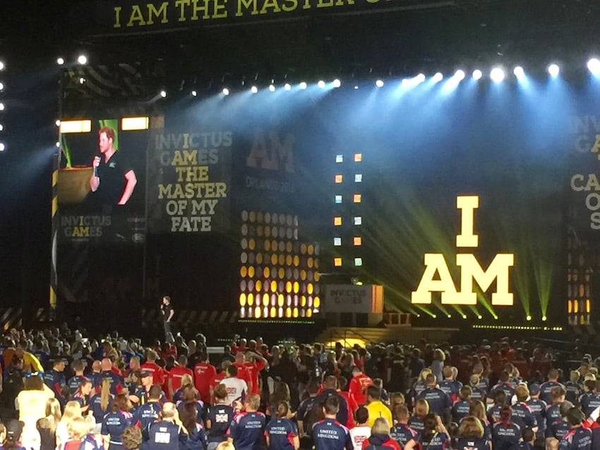 Invictus Games Orlando | Disney ESPN Wide World of Sports | ShareOrlando 12