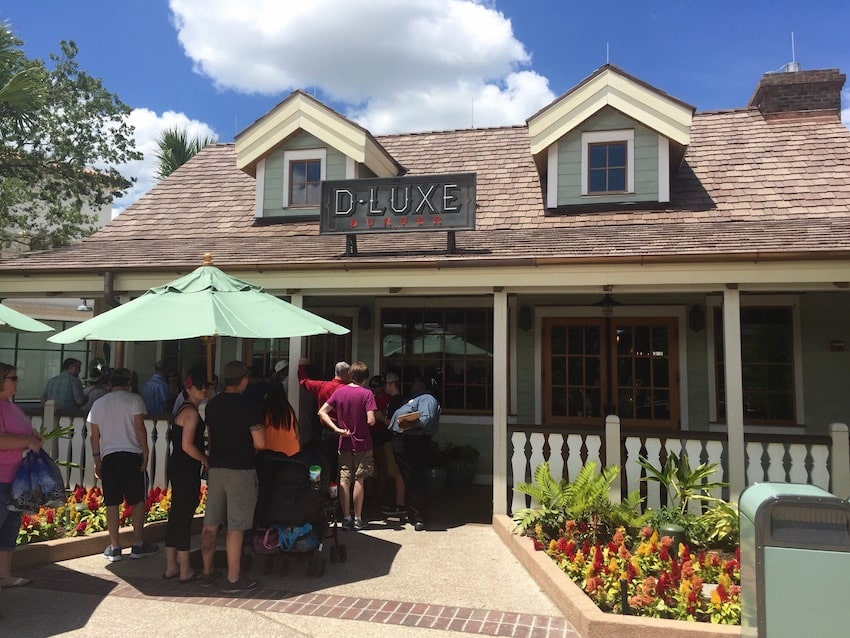 D-Luxe Burger Disney Springs - Top 3 4