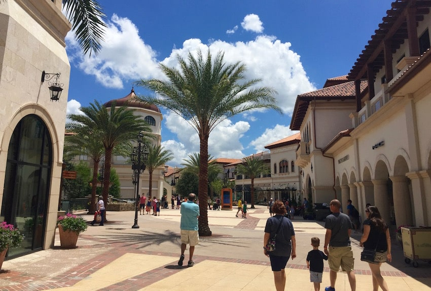 Disney Springs ALL NEW Town Center 18