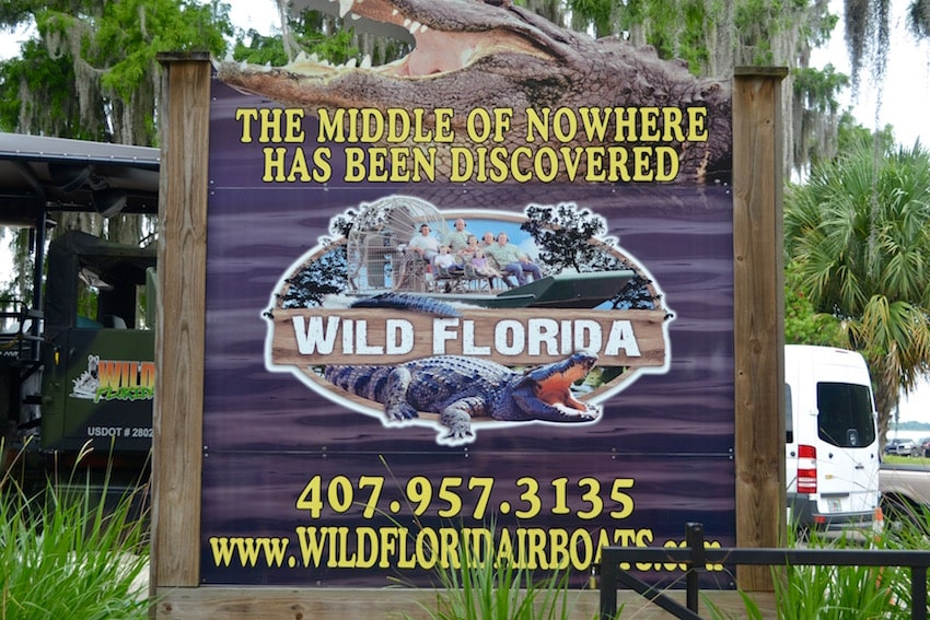 Wild Florida Airboat Tours Wildlife Park - ShareOrlando 2