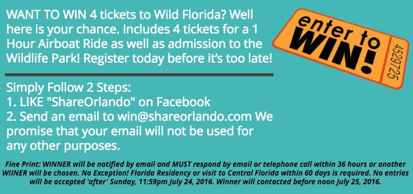 Wild Florida - ShareOrlando G1