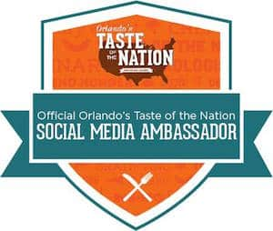 Taste of Nation Orlando