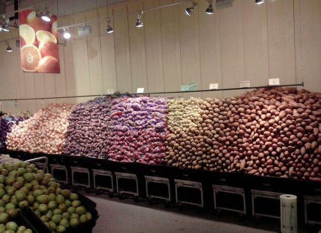 Potato-Wall