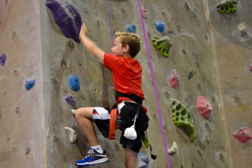 Aiguille Rock Climbing Center - ShareOrlando Review 4