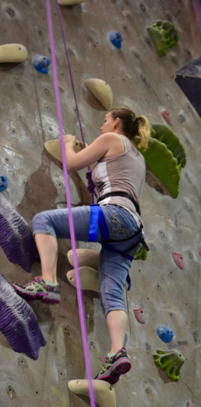 Aiguille Rock Climbing Center - ShareOrlando Review 5