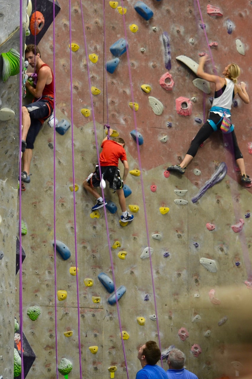 Aiguille Rock Climbing Center - ShareOrlando Review 6