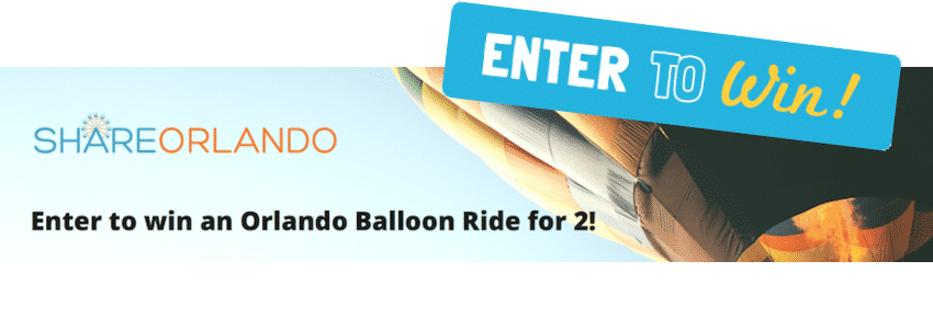 Orlando Balloon Rides Drawing - ShareOrlando
