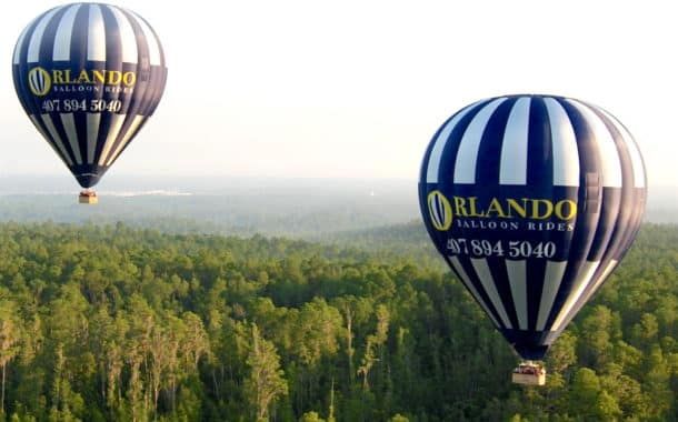 Orlando Balloon Rides - Hot Air Ballooning at its Best!