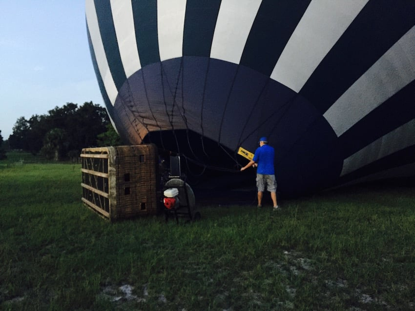 Orlando Balloon Rides- ShareOrlando Review 3