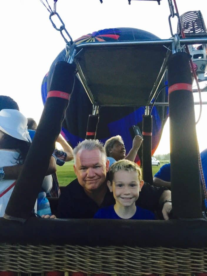 Orlando Balloon Rides- ShareOrlando Review 4